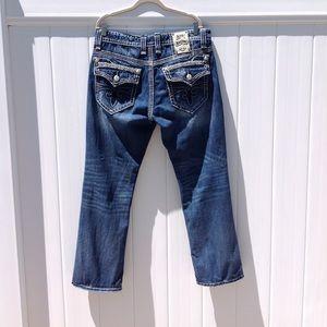 Rock Revival Men's Ethan Straight Jeans 36